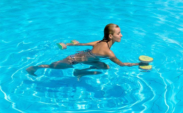 Lehetséges-e úszással fogyni?
